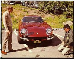 Steve McQueen 39 S Jaguar Xk Ss
