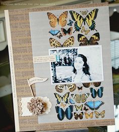 by Ranjini Malhotra using the December Mercantile kit and project kit