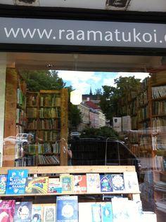 Raamatukoi, Tallin Estonia #COLOURFULESTONIA #VISITESTONIA