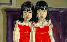 Alice Neel: Painted Truths at the Whitechapel Gallery Figure Painting, Painting & Drawing, Baby Painting, Pop Art Movement, Creative Class, Whitney Museum, Traditional Paintings, Two Girls, Sculpture