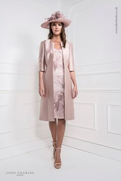 John Charles 25921 Dress and Jacket. Mother of the Bride. Mother of the Groom.