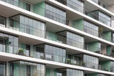 Poponcini & Lootens ir. architecten - Kaai Nieuw Zuid - Antwerpen