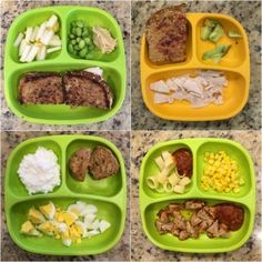 Healthy toddler meals, toddler lunches, healthy meals for one, toddler fing Toddler Chicken Recipes, Healthy Toddler Meals, Toddler Lunches, Baby Food Recipes, Kids Meals, Easy Meals, Toddler Food, Toddler Breakfast Ideas, Toddler Nutrition