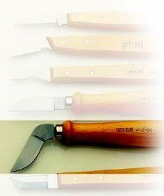 Couteau de Sculpture N°5 PFEIL