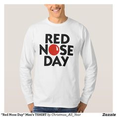 """""""Red Nose Day"""" Men's TSHIRT"""