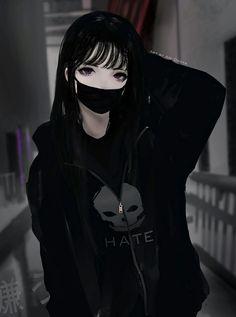 Dans le monde Gothique et Lolita d'Aoi Ogata - le site du Japon - Anime Manga Girl, Dark Anime Girl, Anime Boys, Emo Anime Girl, Pretty Anime Girl, Beautiful Anime Girl, Anime Couples Manga, Anime Neko, Kawaii Anime Girl