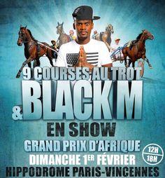Grand Prix d'Afrique avec Black M