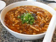 酸辣湯(サンラータン)スープ : sheen's spicy jewel