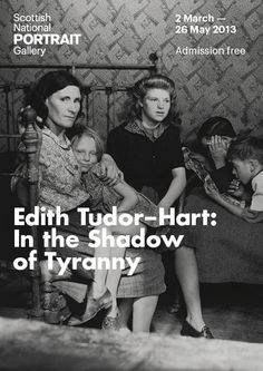 Tudor-Hart worked extensively amongst working-class communities in East and North London, photographing children on the streets and families in their homes. She was part of a larger movement on the left concerned about the effect of widespread slum housing. However, Tudor-Hart's imagery is rarely merely propaganda and her ability to connect with those she photographs - often women and children - is evident. This complex photograph explores the photographer's relationship to her subjects.