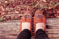 minnetonka Moccasins, Flats, Shoes, Fashion, Gardens, Penny Loafers, Loafers & Slip Ons, Moda, Loafers