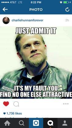 I'll admit it!!