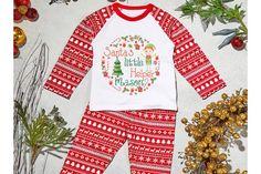 Best Children's Christmas Pyjamas 2021 UK Christmas Pajamas, Christmas Elf, Christmas Sweaters, Christmas Morning, Elf Pajamas, One More Sleep, Santa's Little Helper, Childrens Christmas, Personalized Baby