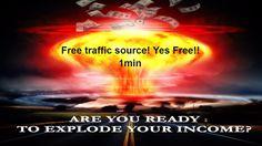 Free traffic 1min!!
