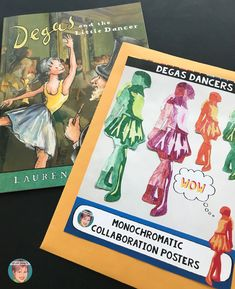 No frills.no fuss.just fun summer art packets you can make for your own children or for small summer school groups this summer. Degas Dancers, Trending Art, Edgar Degas, Arts Ed, Summer School, Summer Art, Famous Artists, Art Education, Art Lessons