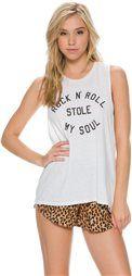 VOLCOM DRIFTER MUSCLE TANK > Womens > Clothing > New | Swell.com