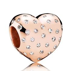 PANDORA Rose™ Sparkle of Love Charm
