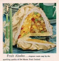 "Fruit Alaska - ""elegance made easy"""
