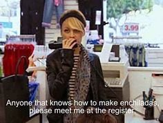 """It's always OK to ask for help in a time of need.   27 Life Lessons Paris And Nicole Taught Us On """"The Simple Life"""""""