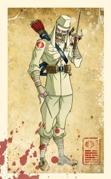 World War II Storm Shadow by El-Mono-Cromatico