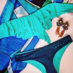 Seafoam bikini