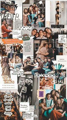 Beautiful Home Screen Friends Tv Show Aesthetic Wallpaper wallpaper Friends Tv Show, Tv: Friends, Friends Cast, Friends Episodes, Friends Moments, Friends Series, Friends Tv Quotes, Chandler Friends, Free Friends