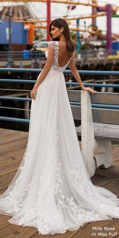 076dd3b779 Milla Nova California Dreaming Wedding Dresses 2019