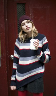 Staz Lindes by Ali Gilliams Brandy Love, Brandy Melville Usa, Valley Girls, Best Seasons, Strike A Pose, Cold Day, Everyday Fashion, Winter Fashion, Cool Outfits
