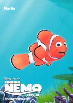 MARLIN Nemos Father Finding Nemo 2003
