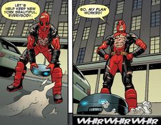 Why the Deadpool Movie is going to be Kickass and What We Want ...