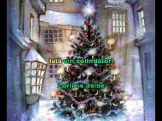 1 Hour Of Traditional Christmas Music With Beautiful Christmas Scenes - Reprise! Animated Christmas Tree, Christmas Scenes, Noel Christmas, Christmas Music, Vintage Christmas Cards, Christmas Images, Christmas Lights, Christmas Decorations, Christmas Screensavers