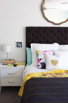 BoHo Home: 25 ways to style a bed with kantha quilts
