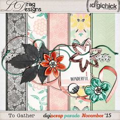 Hello ladies welcome to the 2015 November Digiscrap Parade! here is my portion to this awesome parade! you can grab it HERE or click on the page! …