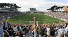 Dicks Sporting Goods Park. Home of 2010 MLS Cup Champions Colorado Rapids.