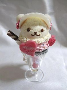 My Teddy Ice Cream :)