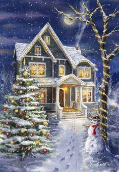 Marcello Corti - Winter-house