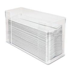 "Kantek AH190 Acrylic C Fold Dispenser C Fold Multifold 11 5"" x 6 75"" X | eBay"