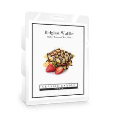 Classic Candle Belgian Waffle Wax Melt - 029682 - Sunflower-Design