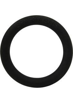 Buy Rubber Cock Ring 1.25 Inch Black online cheap. SALE! $2.99