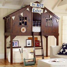 Kids room....