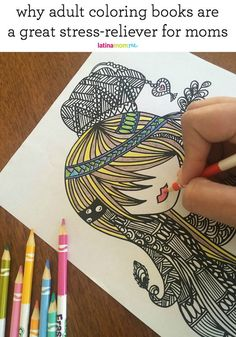 Adult Coloring Books Can Be Therapeutic And Function As Part Of A Strategy For Coping With Stress Depression Anxiety Its Great Way To Relax