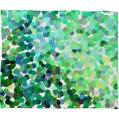 Rosie Brown Bubbles Fleece Throw Blanket | DENY Designs Home Accessories #fleece #blanket #homedecor #bedding #art #denydesigns #denyholiday