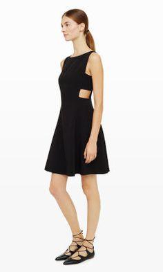 Womens | Jamarca Dress | Club Monaco