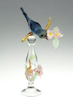 Loy Allen Glass....perfume bottle