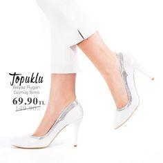 Beyaz Rugan Gümüş Sim Topuklu 69.90TL Hemen Tıkla! https://www.modsimo.com/ppcz~u~beyaz-rugan-gumus-simli-topuklu-stiletto-ayakkabi