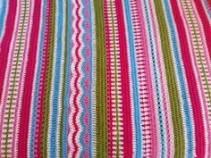 Candy blanket