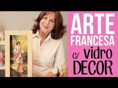 couro com arte francesa - YouTube