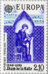 C.E.P.T.- Adam de la Halle (1240-1285)