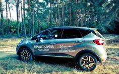 Weekend za miastem z Renault Captur #‎kampaniaRenaultCaptur