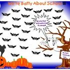 Smartboard Attendance-We're Batty About School is a Smart Notebook file that your students will love. As they arrive they will tap their bat and wa...
