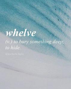 whelve (Old English)